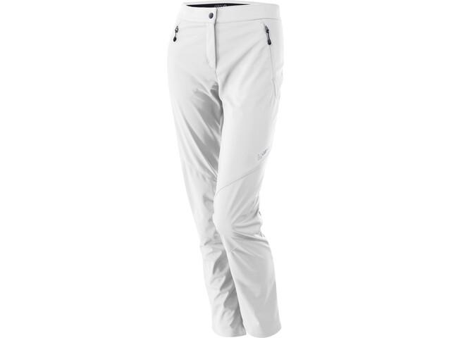 Löffler Elegance WS Light Pantalons Femme, white
